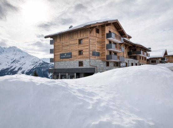 Apen lodge