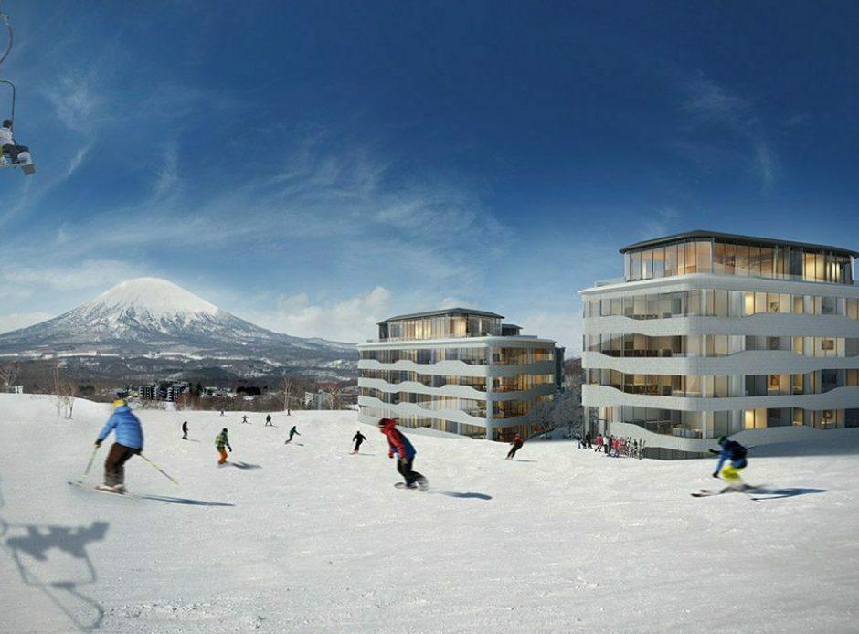 Skye ski