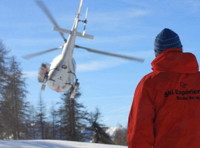Helico Ski Experience