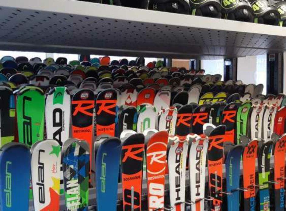 Skis Sport2000 Alpes Glisses Tignes 1800 Les Boisses