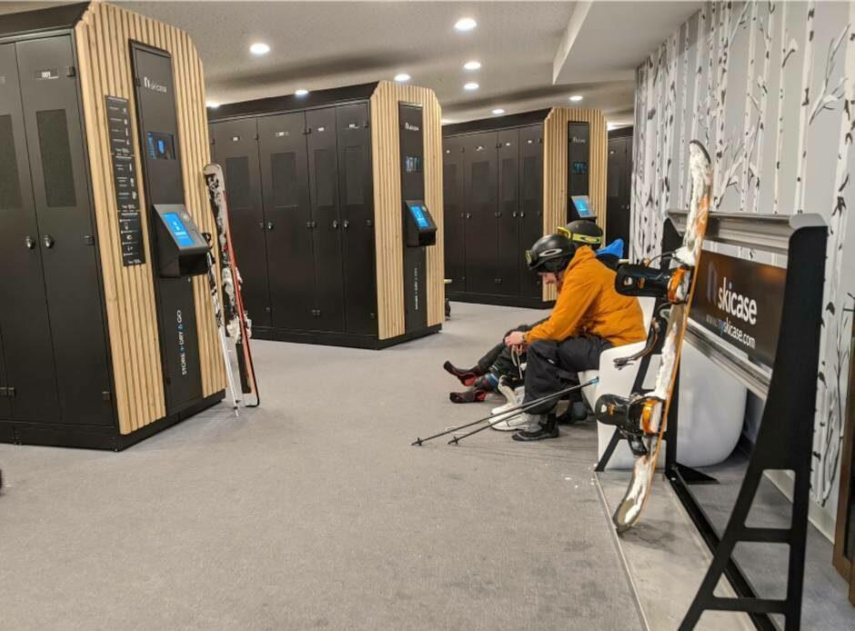 Living Skicase SMB