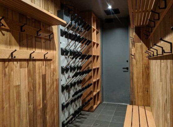 Niseko private skiroom